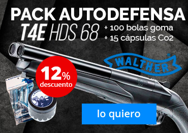 Pack Autodefensa Walther